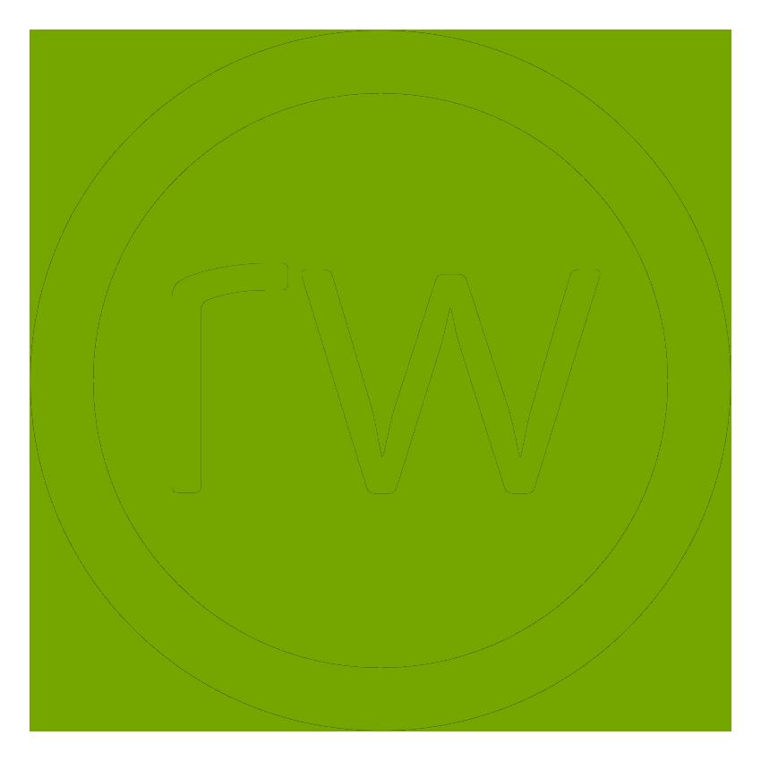 rw Logo green